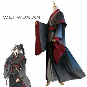 Mo Dao Zu Shi Wei Wuxian Cosplay Fantasia Grande Mestre De Cultivo Demoniaca Cos Ebay