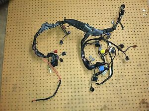 s l300 08 cbr1000rr cbr 1000 rr wire wiring harness loom 32100 mfl 670 ebay  at bakdesigns.co