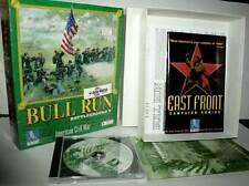 BULL RUN BATTLEGROUND 7 AMERICAN CIVIL WAR USATO PC CDROM VERSIONE USA DM1 30136