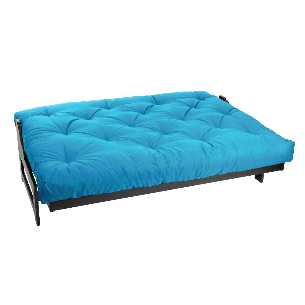 Comfort 6 Inch Thick Futon Mattress Mattresses Bed Cotton Foam Full Queen Size Ebay