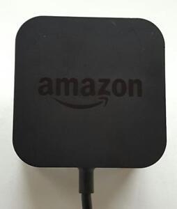 Amazon-Echo-Amazon-Fire-TV-Ladegeraet-Power-AC-Adapter-schwarz-re78vs-21w-Original