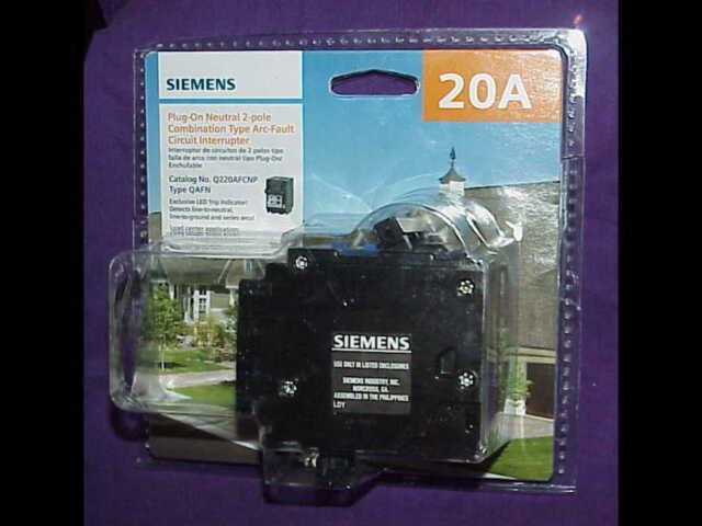 Siemans 20a 2