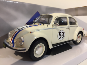 Herbie-VW-Beetle-1303-No-53-Solido-S1800505-Scale-1-18