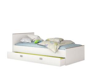 Details Zu Jugendbett 90200 Cm Inkl Bettkasten Funktionsbett Kinderbett Bett Kinderzimmer