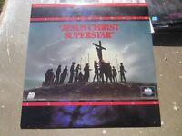 Jesus Christ Superstar Letterbox Laserdisc LD