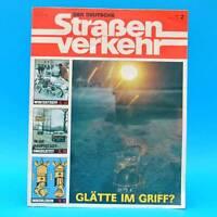 Der Deutsche Straßenverkehr 2/1985 Lada Plauen Tihany Seelow Algerien Winter H