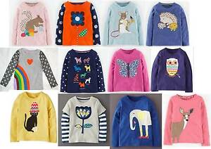 Mini-Boden-top-girls-applique-long-sleeve-new-age-1-12-years-shirt-cotton