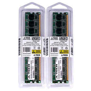 2GB-KIT-2-x-1GB-HP-Compaq-Media-Center-m7100c-m7100n-m7100w-m7160n-Ram-Memory