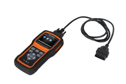 FOXWELL NT520 PRO MERCEDES BENZ DIAGNOSTIC SCANNER TOOL CODE AIRBAG READER NT510