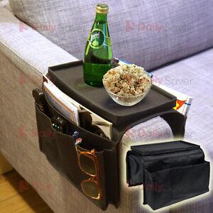 Image Is Loading Sofa Arm Rest Organiser Magazine Organizer Remote Holder