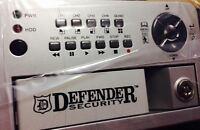Pro In-car 4 Camera Mobile Digital Video Recorder 12v Dc+usb Defender 82-12150