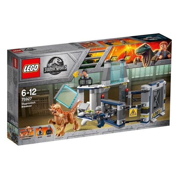 Brand New LEGO 75927 Jurassic World Stygimoloch Breakout Dinosaur Toy