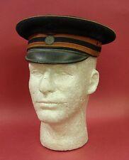 IMPERIAL GERMANY Postman Visor Hat Prussian WW1 era ORIGINL German Postal Cap @@