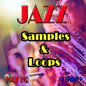 Details about 🥇 Jazz Samples and Loops, 1300 HQ WAV, Audio, Musicians,  Instrument Sound, FL