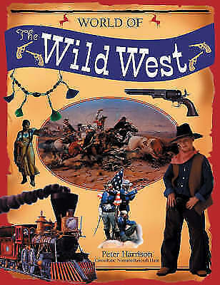 World of the Wildwest by Harrison, Peter, Paperback Used Book, Good, FREE & FAST