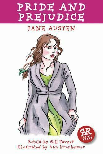 Pride and Prejudice (Real Reads) by Jane Austen, NEW Book, FREE & Fast Delivery,