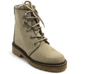 Chaussures à Lacets Bottines à Vintage Costumes Blogger Griaß di 38