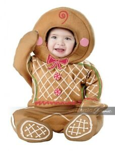image is loading california costumes gingerbread man infant baby xmas christmas