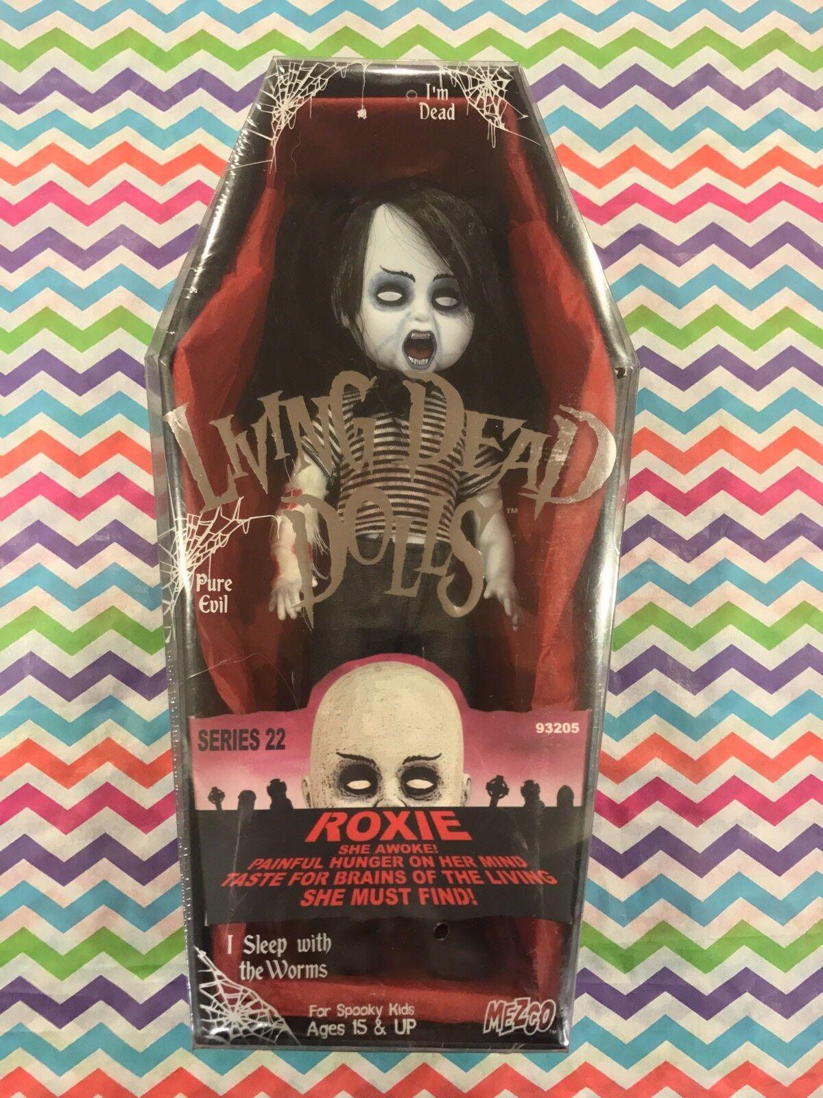 Living Dead Dolls Serie 22 Zombies Roxie Nuevo Envío gratuito