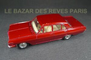 DINKY-TOYS-FRANCE-OPEL-ADMIRAL-REF-513