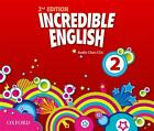 Incredible English 2. 2nd edition. Class Audio CDs von Sarah Phillips (2012)