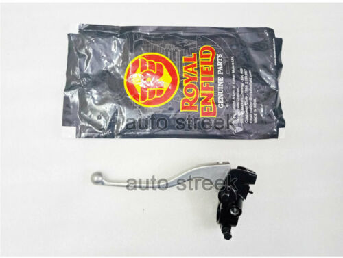 Genuine Royal Enfield Himalayan Lever and Holder Assembly LH