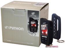 Python 5906 HD Car Remote Start /Security/ Keyless Entry 2-Way Responder 5906P