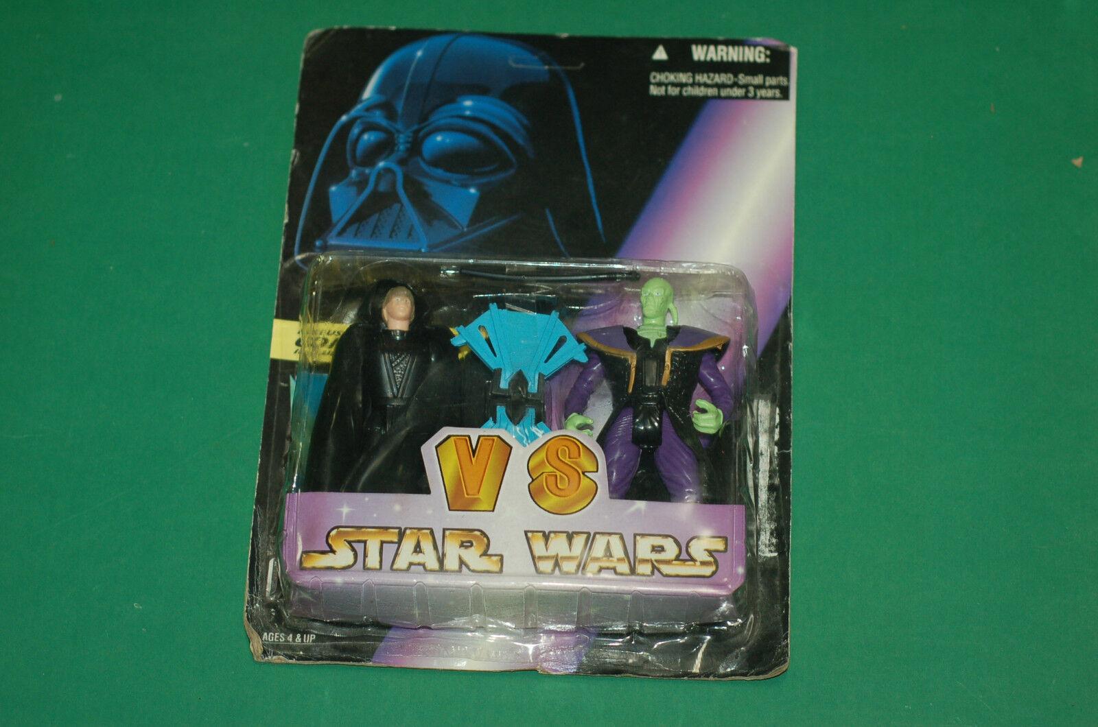 Star Wars Luke Skywalker Prince Xizor Shadows of the the the Empire bootleg VS figures c0fb9a