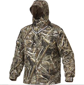 Drake-Waterfowl-Jacket-DW2430-Max-5-EST-Vented-Waterproof-Full-Zip-Max-5-Camo