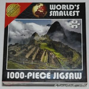 Worlds-Smallest-Jigsaw-Machu-Picchu-1000-Pieces-Family-Kids-Party-Game-Gift