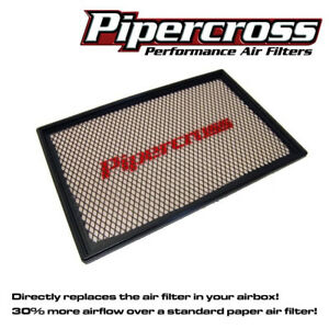 Alternative to 33-2125 Pipercross PP1443 Performance High Flow Air Filter