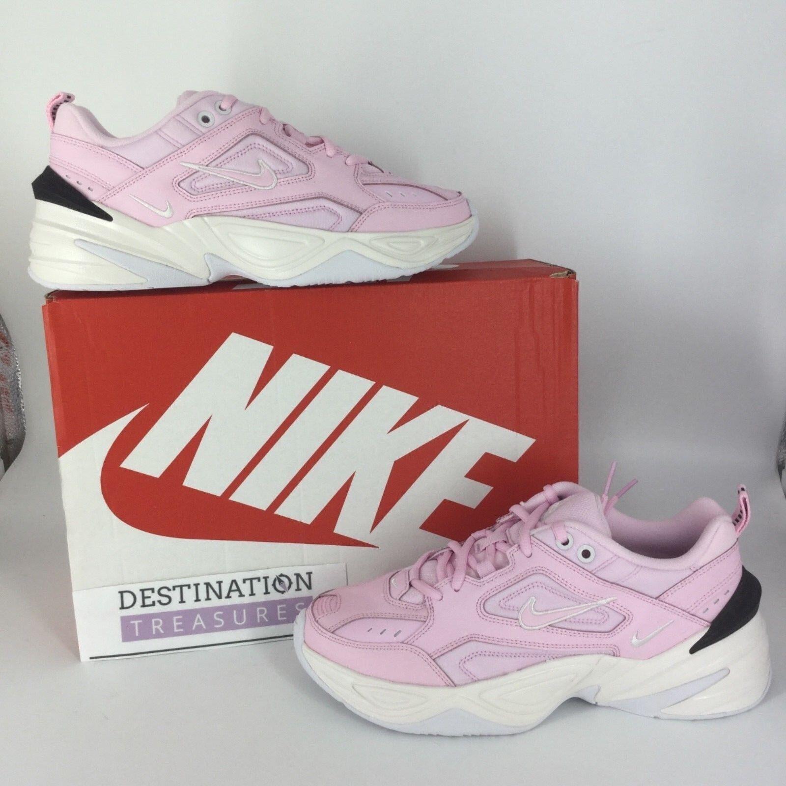 Nike m2k tekno scarpe rosa le dimensioni pennino ao3108 600 (uomo numero 7)