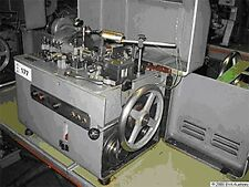 Small Theodore Bechtold Germany Curb Chain Making Machine Made 1967