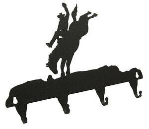 Bareback-Bronc-Rider-Key-Hook-Holder