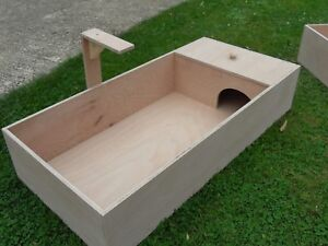 Tortoise Table House With Lamp Holder Fully Made 3 Different Sizes Ebay