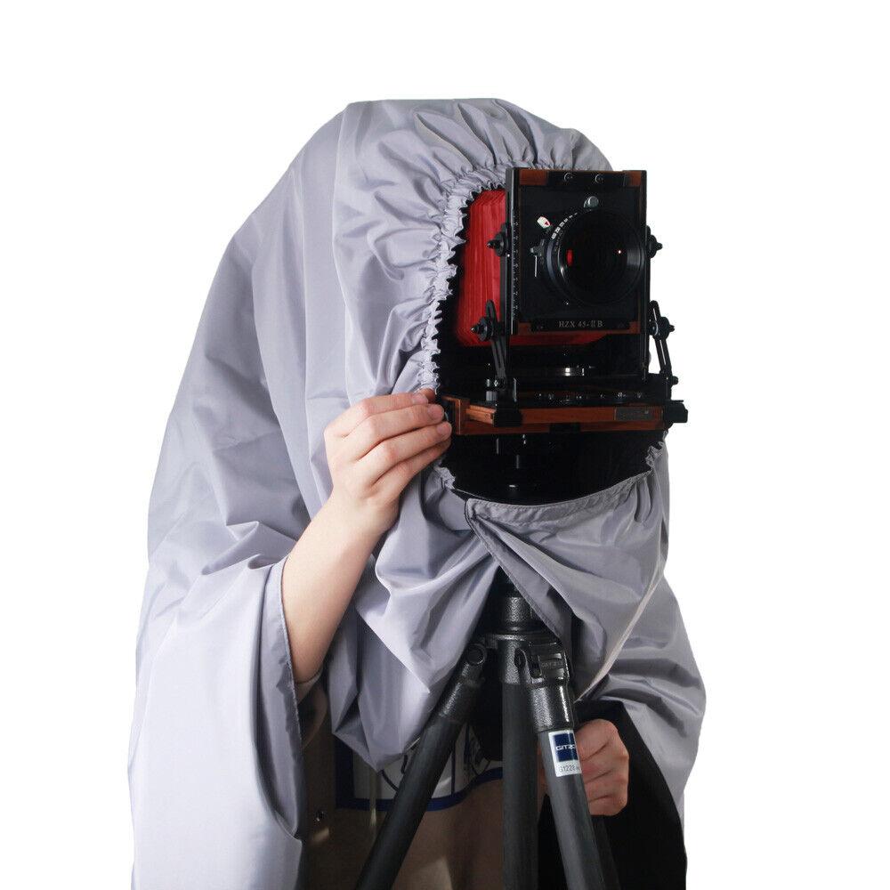 Dark Focusing Cloth for 4x5 Film Cameras Black//Red BRAND NEW 1x1M