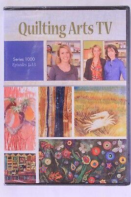 Quilting Arts Tv Series 1000 With Pokey Bolton Dvd 13 Episodes