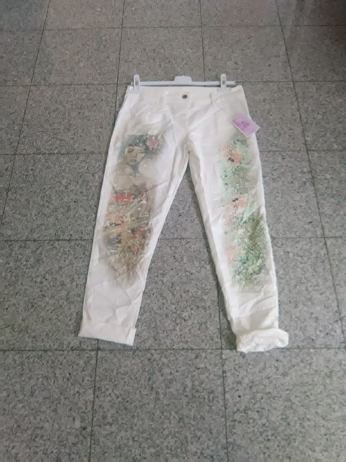 Trousers Made in  New Größe M