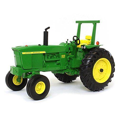 4020 1 16  jouet tracteur John Deere Tracteur & Moteur Museum édition ERTL Rops  Dans votre attente