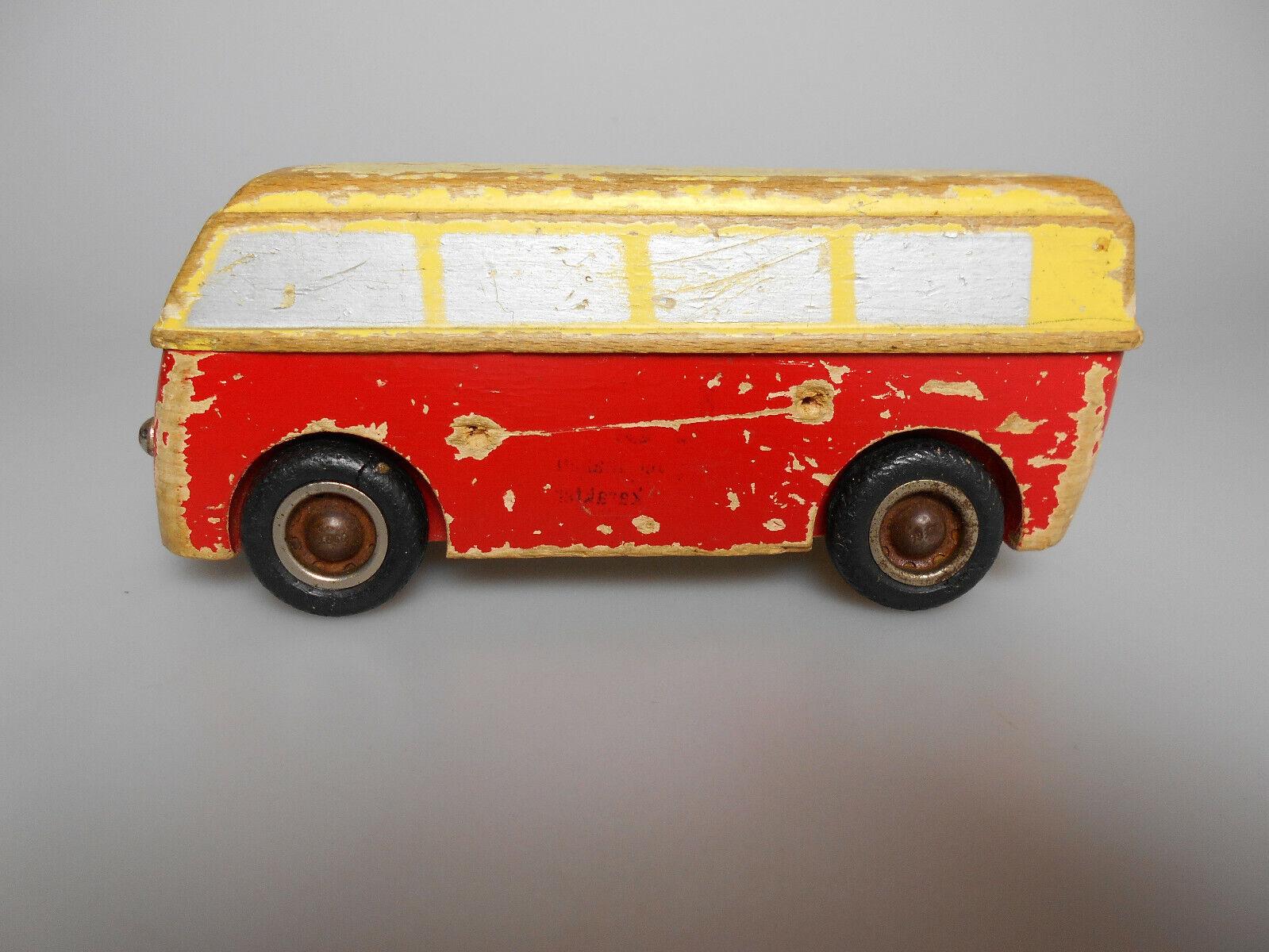 Lego® VW  Bulli T1 Holz Version 50er Jahre Selten  sélectionnez parmi les dernières marques comme