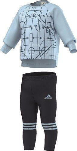 Baby-Jogger,Trainingsanzug Kombi AY6013 Adidas Jacke-Hose-Set