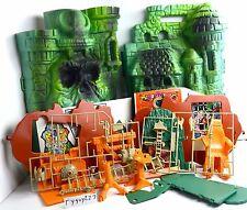 MOTU, Castle Grayskull, Unused, Masters of the Universe, complete, He-Man