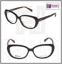 271a53a4102 CHRISTIAN DIOR CD3248 Brown Havana Textured Cat Eye 52mm RX Optical  Eyeglasses