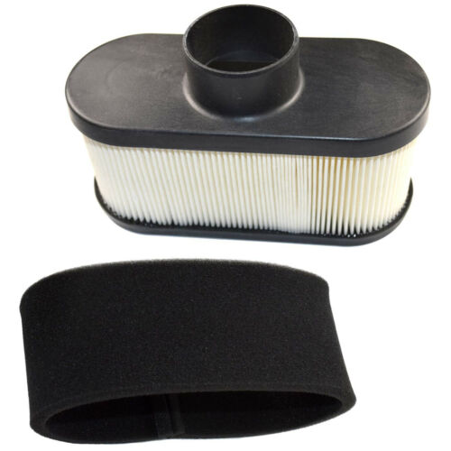 HQRP Air Filter Cartridge for Cub Cadet Enduro RZT Z-Force Series Lawn Tractors