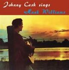 Johnny Cash Sings Hank Williams and Other Favorite Tunes Vinyl 0889397555924