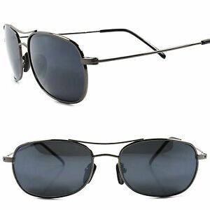 428408577fecc Image is loading Classic-Military-Aviation-Air-Force-Style-Retro-Gunmetal-