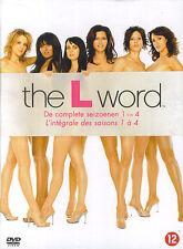 The L Word : Complete seizoenen 1 - 4 / Intégrale des saisons 1 à 4 (16 DVD)