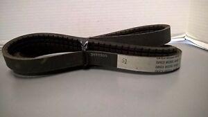 D/&D PowerDrive 6//3VX315 Banded Cogged V Belt