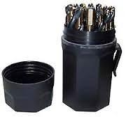 Norseman 29pc Magnum Super Premium Mechanics Length Drill Bit Set SPM-29P #66820