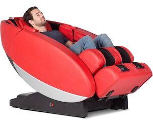 Superbe Details About Red Human Touch Novo XT2 Full Body Zero Gravity Massage Chair